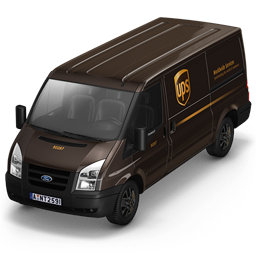 UPS Van Front icon