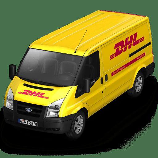 DHL Van Front icon