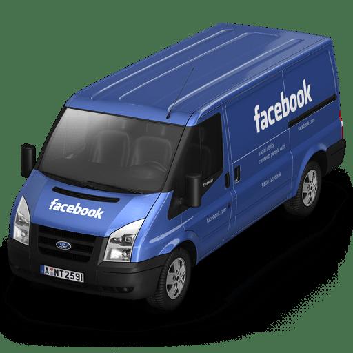 Facebook-Van-Front icon