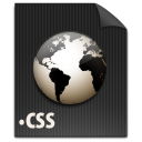 File CSS icon