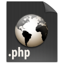 File PHP icon