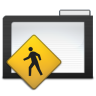 Folder-Dark-Public icon
