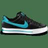 Nike-classic-shoe-blue icon