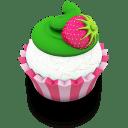 Vanilla Cupcake icon
