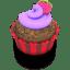 Berry Cupcake icon