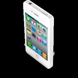 iPhone 4 White icon
