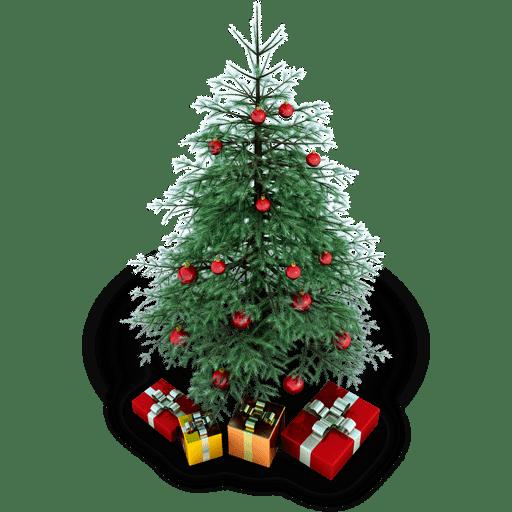 Xmas Tree Icon | Christmas Iconset | Archigraphs