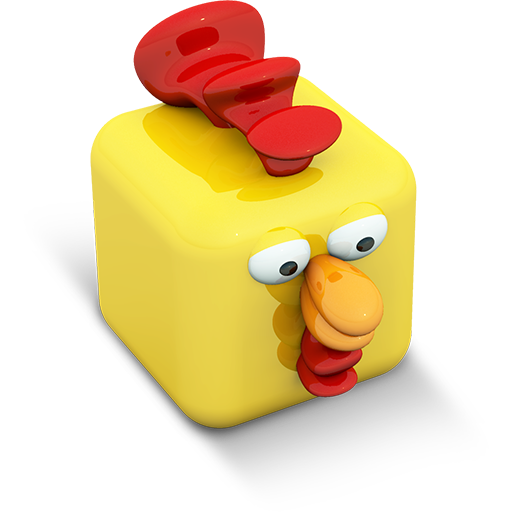 Rooster icon
