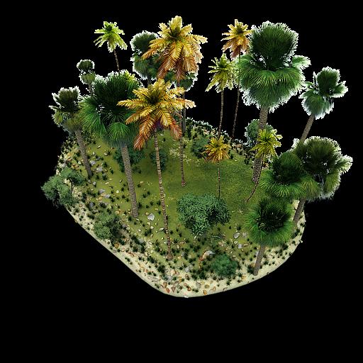 Tropical-Stone icon