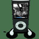 iPodPhonesBlack icon