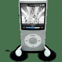 iPodPhonesSilver icon
