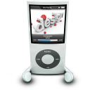 iPodPhonesWhite icon
