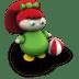 Ballgirl icon