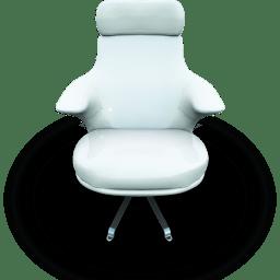 WhiteVinil Seat icon