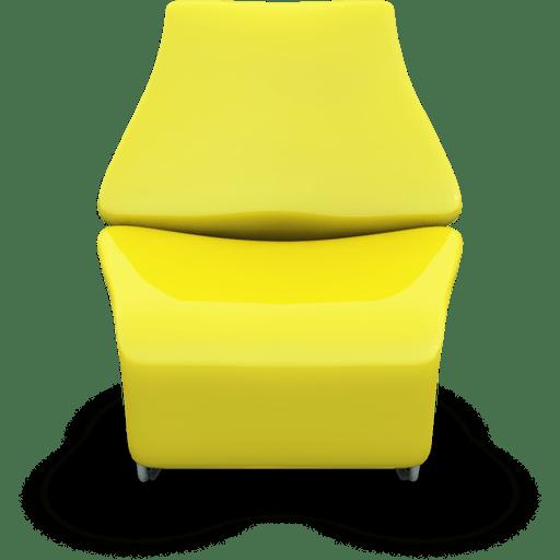 Yellow-Seat icon