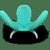 Cyan-Seat icon