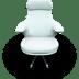 WhiteVinil-Seat icon
