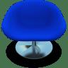 Blue-Seat icon