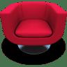 Magenta-Seat icon