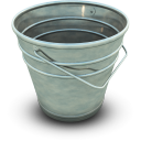 Empty-Bucket icon