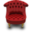 Red Seat icon