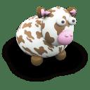 CowBrownaPorcelaine icon