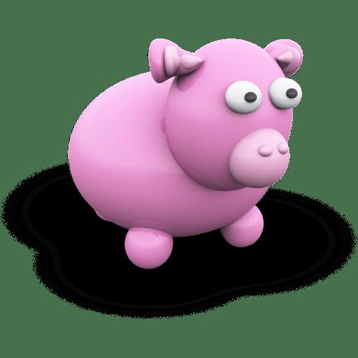 PinkCowPorcelaine icon