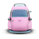 Pink-Car icon
