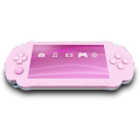 Pink PSP icon