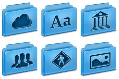 Methodic Folders Remix Icons