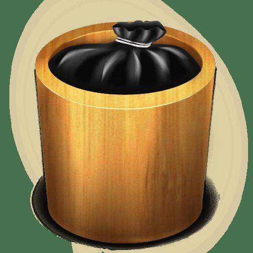 Trash Wood Full icon