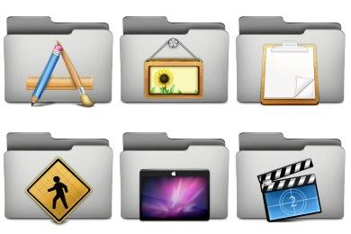 Zero Folders Icons