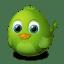 Adium Bird Awake icon