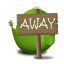 Adium-Bird-Away icon