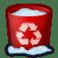 Trash-full icon