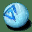 Orbz ice icon