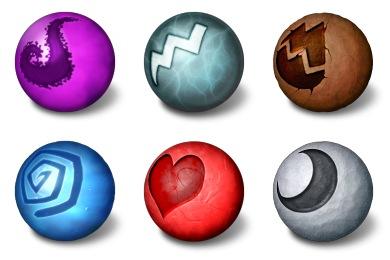 Orbz Icons