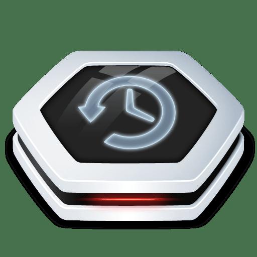 Drive-TimeMachine icon