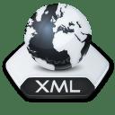 Internet xml icon