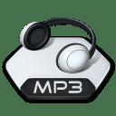 Media music mp 3 icon