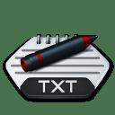 Misc file txt icon