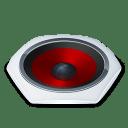 System sound icon