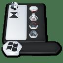 System start menu icon