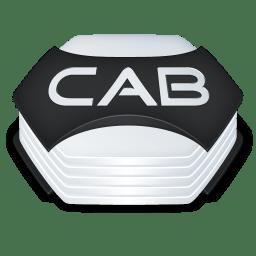 Archive cab icon