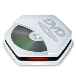 Drive DVDRom icon