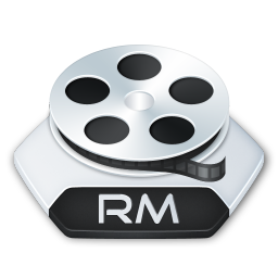 Media video rm icon