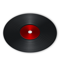 System audio cd icon