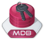 Office access mdb icon