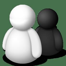 Whack Windows Live Messenger icon