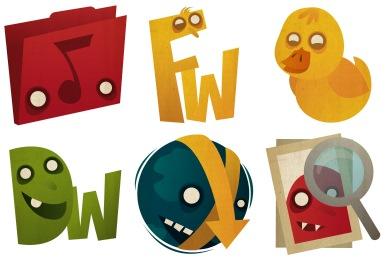 Artcore 2 Icons